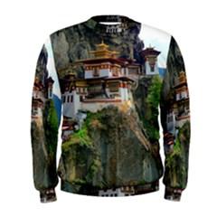 Paro Taktsang Men s Sweatshirts