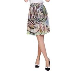 Art Studio 6216a A Line Skirt