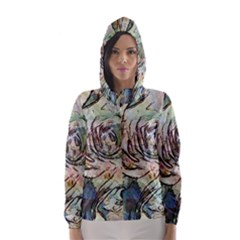 Art Studio 6216a Hooded Wind Breaker (women)