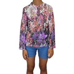 Art Studio 6216b Kid s Long Sleeve Swimwear
