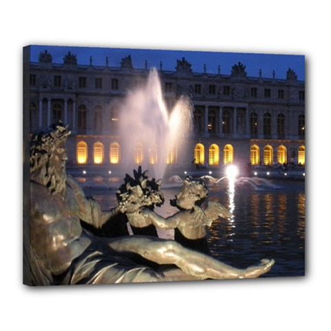 PALACE OF VERSAILLES 2 Canvas 20  x 16
