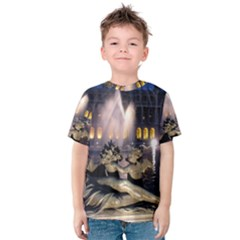 PALACE OF VERSAILLES 2 Kid s Cotton Tee