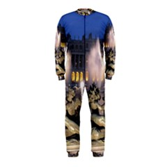 Palace Of Versailles 2 Onepiece Jumpsuit (kids)