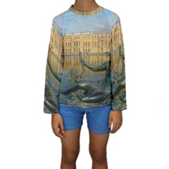 PALACE OF VERSAILLES 1 Kid s Long Sleeve Swimwear
