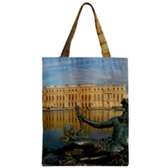 Palace Of Versailles 1 Zipper Classic Tote Bags