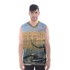 PALACE OF VERSAILLES 1 Men s Basketball Tank Top