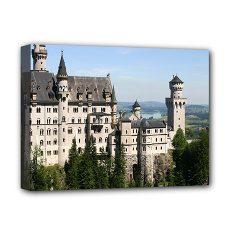 NEUSCHWANSTEIN CASTLE 2 Deluxe Canvas 16  x 12