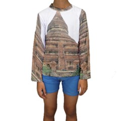 Mingalazedi Kid s Long Sleeve Swimwear