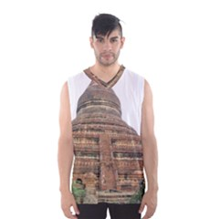 MINGALAZEDI Men s Basketball Tank Top