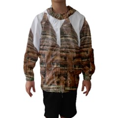 MINGALAZEDI Hooded Wind Breaker (Kids)