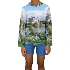LEEDS CASTLE Kid s Long Sleeve Swimwear