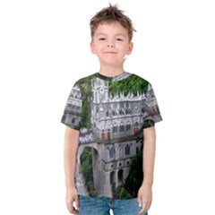 LAS LAJAS SANCTUARY 2 Kid s Cotton Tee