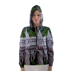 LAS LAJAS SANCTUARY 2 Hooded Wind Breaker (Women)