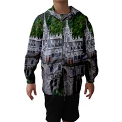 LAS LAJAS SANCTUARY 2 Hooded Wind Breaker (Kids)