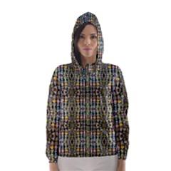 Kaleidoscope Jewelry  Mood Beads Hooded Wind Breaker (women)
