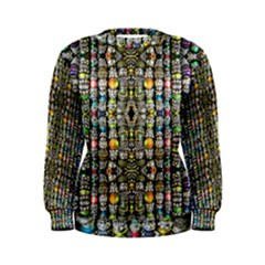 Kaleidoscope Jewelry  Mood Beads Women s Sweatshirts