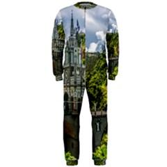 Las Lajas Sanctuary 1 Onepiece Jumpsuit (men)