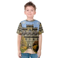 INVERARAY CASTLE Kid s Cotton Tee