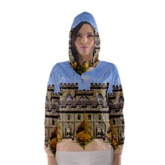 Inveraray Castle Hooded Wind Breaker (women)