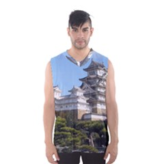 HIMEJI CASTLE Men s Basketball Tank Top