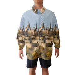 HILLTOP CASTLE Wind Breaker (Kids)
