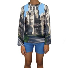 BUTRON CASTLE Kid s Long Sleeve Swimwear