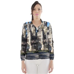 BUTRON CASTLE Wind Breaker (Women)