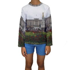 BUCKINGHAM PALACE Kid s Long Sleeve Swimwear