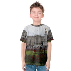BUCKINGHAM PALACE Kid s Cotton Tee