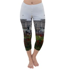 BUCKINGHAM PALACE Capri Winter Leggings