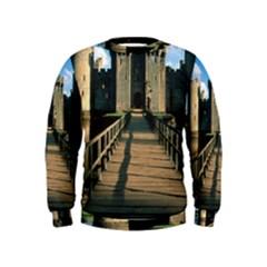 Bodiam Castle Boys  Sweatshirts
