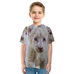 WHITE LION CUB Kid s Sport Mesh Tees