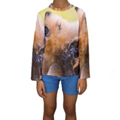 TWO MONKEYS Kid s Long Sleeve Swimwear
