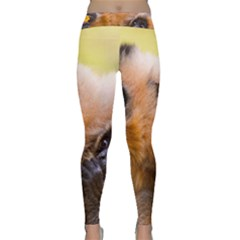 Two Monkeys Yoga Leggings