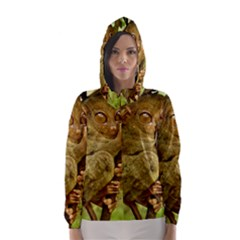 TARSIER Hooded Wind Breaker (Women)