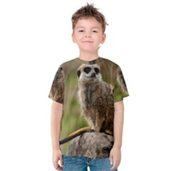 MEERKAT Kid s Cotton Tee