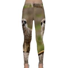 Meerkat Yoga Leggings