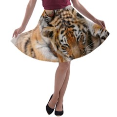 BABY TIGERS A-line Skater Skirt