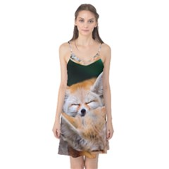 Baby Fox Sleeping Camis Nightgown