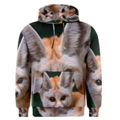 Baby Fox Men s Pullover Hoodies