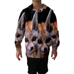 Baby Fox Hooded Wind Breaker (kids)