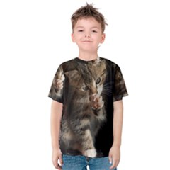 TALK TO THE PAW Kid s Cotton Tee