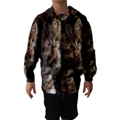 TALK TO THE PAW Hooded Wind Breaker (Kids)