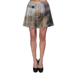 Small Baby Rabbits Skater Skirts