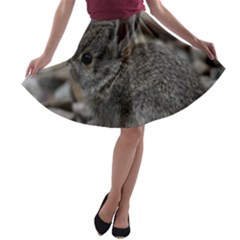 SMALL BABY BUNNY A-line Skater Skirt