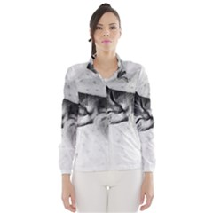 Sleepy Kitty Wind Breaker (women)