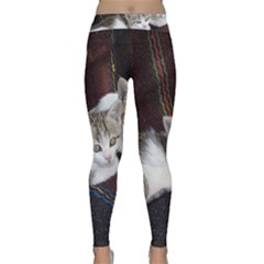 Kitty Twins Yoga Leggings