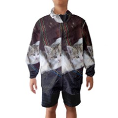 Kitty Twins Wind Breaker (kids)