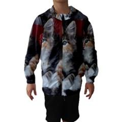 COMFY KITTY Hooded Wind Breaker (Kids)