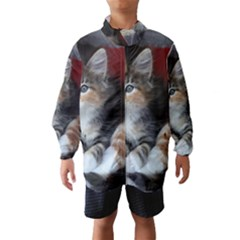 Comfy Kitty Wind Breaker (kids)